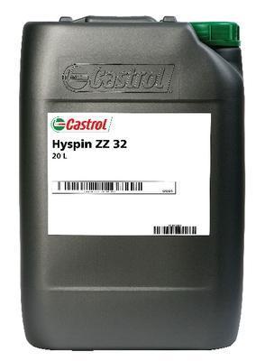 Castrol Hyspin ZZ 10, ZZ 22, ZZ 32, ZZ 46, ZZ 68, ZZ 100, ZZ 150 – это серия индустриальных гидравлических масел без цинка