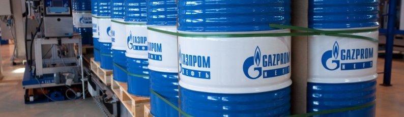 Купить масла Газпромнефть в бочках по 205 литров