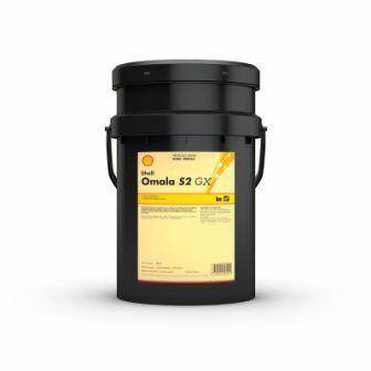 Shell Omala S2 GX 100 – это синтетическое масло для закрытых промышленных редукторов