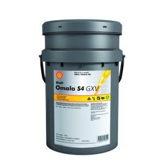 Shell Omala S4 GXV 150 – масло для редукторов Siemens и мотор-редукторов Flender