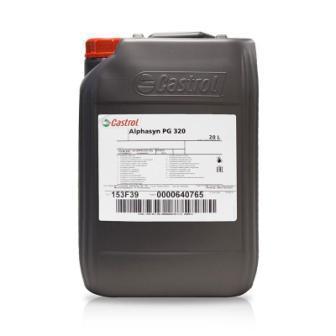 Castrol Alphasyn PG 150, PG 220, PG 320, PG 460 - синтетические(PAG) EP редукторные масла