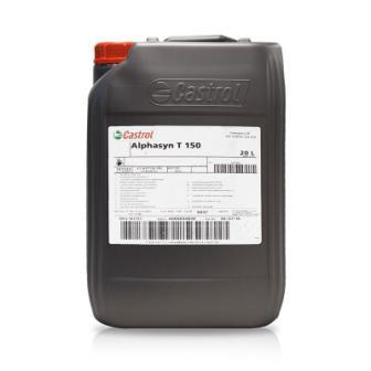 Castrol Alphasyn T 150, T 220, T 320, T 460 - серия синтетических редукторных масел