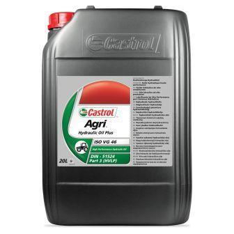 Castrol Agri Hydraulic Oil Plus - тракторное гидравлическое масло.