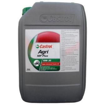 Castrol Agri MP Plus 10W-30 - универсальное масло для сельскохозяйственной техники (STOU).
