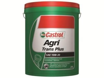 Castrol Agri Trans Plus 10W-30 - универсальная трансмиссионная жидкость UTTO.