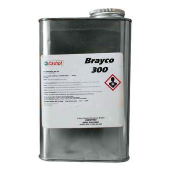 Castrol Brayco 300 - консервационное и антикоррозийное смазочное масло.