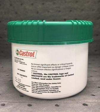 Castrol Braycote 640 ACMS - перфторэфирная смазка для тяжелых условий работы совместимая с LOX