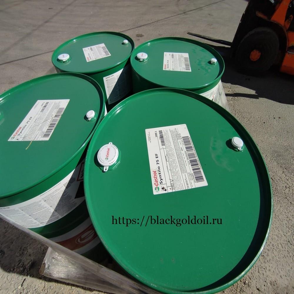 Castrol Syntilo 75 EF – синтетическая смазочно-охлаждающая жидкость для шлифования.