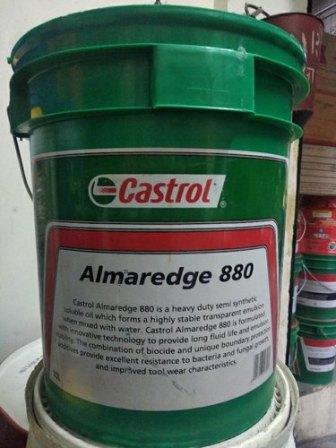 Castrol Almaredge 880 – высокоэффективная полусинтетическая жидкость для металлообработки.