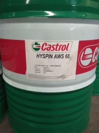Castrol Hyspin AWS Range: Castrol Hyspin AWS 10, AWS 15, AWS 22, AWS 32, AWS 46, AWS 68, AWS 100, AWS 150, AWS 220 – это серия гидравлических масел