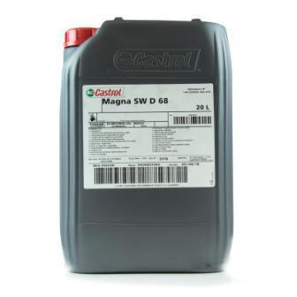 Castrol Magna SW D Range: SW D 32, SW D 68, SW D 100, SW D 150, SW D 220 – это масла для направляющих скольжения в станках.