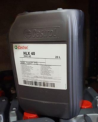 Castrol HLX Range: Castrol HLX 30 и HLX 40 – минеральные смазочные материалы для дизельных двигателей.