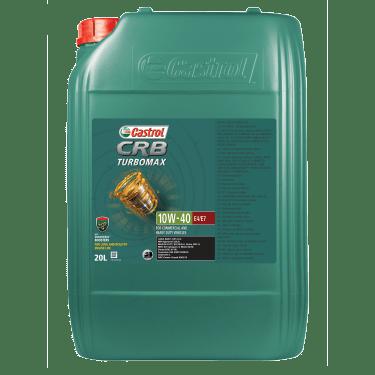 Castrol CRB Turbomax 10W-40 E4/E7 – это современное масло для тяжелых условий эксплуатации дизельных двигателей.