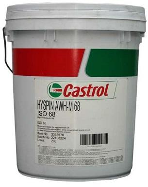 Castrol Hyspin AWH-M 68 – это противоизносное гидравлическое масло