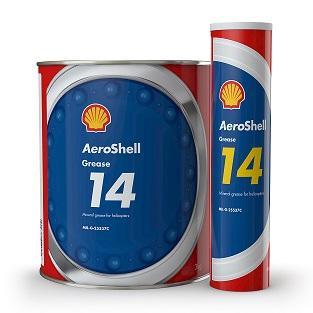 AeroShell Grease 14 – многоцелевая смазка для вертолетов