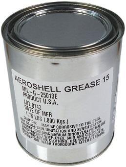 AeroShell Grease 15 – консистентная смазка для экстремальных температур