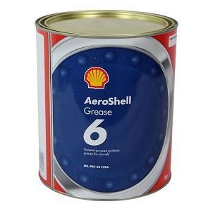 AeroShell Grease 6 – смазка общего назначения для планера.