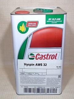 Castrol Hyspin AWS 32 – это гидравлическое масло на основе минеральных базовых масел