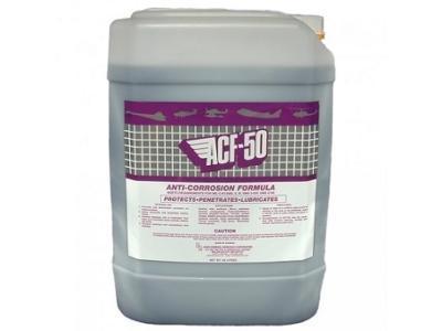 Lear Chemical Research ACF-50 – 20 Liter Pail – антикоррозионный смазочный состав для аэрокосмической промышленности.