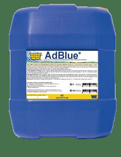 WEGO AdBlue (аналог – Лукойл AUS 32 AdBlue) – раствор мочевины для современных грузовых автомобилей с SCR системами.