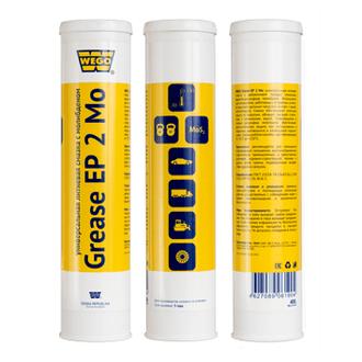 WEGO Grease EP 2 MO – универсальная литиевая смазка с дисульфидом молибдена.