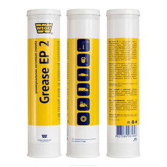 WEGO Grease EP 2 – универсальная литиевая смазка с ЕР свойствами.