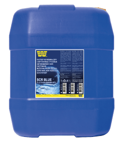 WEGO SCR Blue – раствор мочевины для современных грузовых автомобилей с SCR системами.