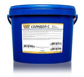 WEGO СОЛИДОЛ-С (Солидол Синтетический) – водостойкая антифрикционная смазка общего назначения